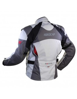 Nordcap 6 Days WR Jacket Grey