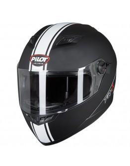 FR3 SV Race Matt Black/White