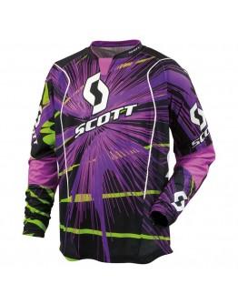 Scott MX Μπλούζα 450 Combustion Violet