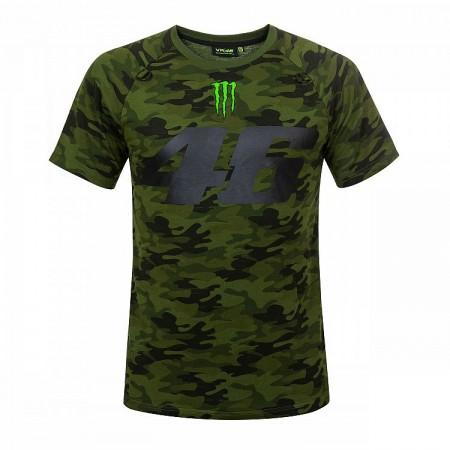 T-Shirt 46 Monster Camp Camo