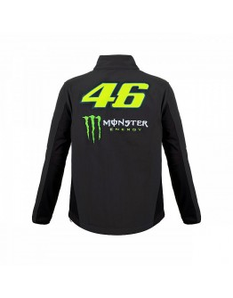 46 Monster Jacket Black