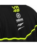 Polo Yamaha Black