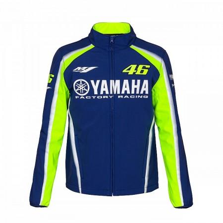 Yamaha VR46 Jacket Blue