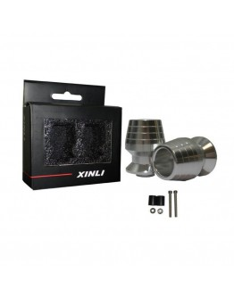 Xinli Αντίβαρα Τιμονιού XL-366 Silver
