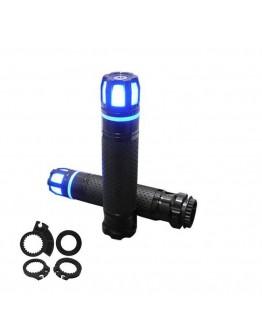 Xinli Χειρολαβές XL-658L Alloy Black με Φως