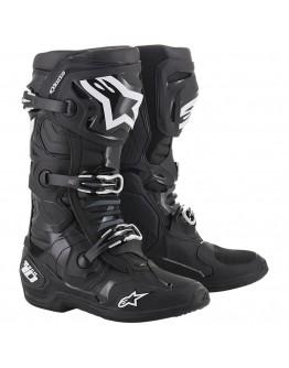 Alpinestars MX Μπότες Tech-10 Black