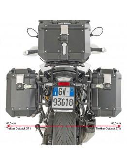 Givi Βάσεις Πλαϊνών BMW F 900 XR 20-21 PLO5137CAM