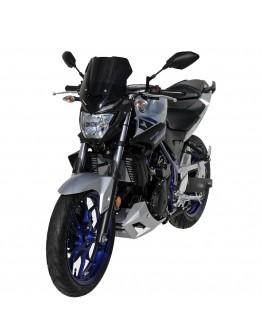 Ermax Ζελατίνα Yamaha MT-03 16-18 Nose Dark Smoke