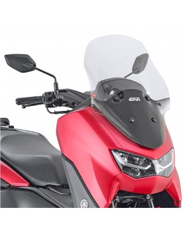 Givi Ζελατίνα Yamaha N-Max 125-155 21 Clear
