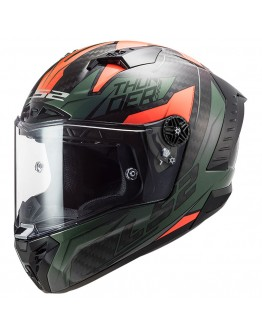 LS2 FF805 Thunder Chase Green/Orange
