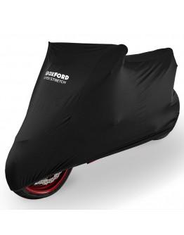 Oxford Κουκούλα Protex Stretch Indoor Premium Cover XLarge 277cm Black
