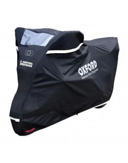 Oxford Κουκούλα Stormex Outdoor XLarge 277cm Black