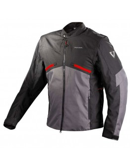 Fovos Pindos Motoe Enduro Jacket Black/Red