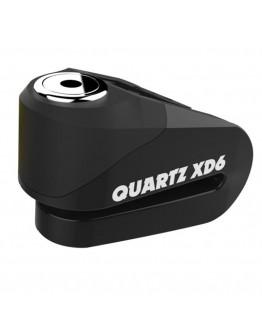 Oxford Κλειδαριά Δίσκου Quartz XD6 Disc Lock Black