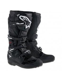 Alpinestars MX Μπότες Tech-7 Black