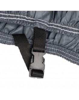 Oxford Κουκούλα Dormex Indoor Cover XLarge 277cm Black/Grey