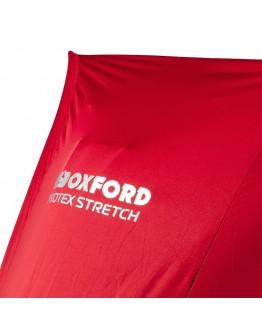 Oxford Κουκούλα Protex Stretch Indoor Premium Cover Large 246cm Red