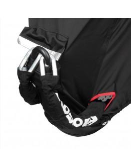 Oxford Κουκούλα Protex Stretch Outdoor Premium Cover XLarge 277cm Black