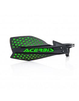 Acerbis Χούφτες X-Ultimate Black/Green