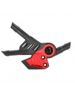 Acerbis X-Grip Προστασία Σκελετού BMW R 1200 / R1250 GS 18-20 Black/Red