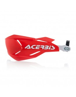 Acerbis Χούφτες X-Factory Red/White