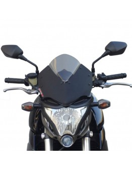 Fabbri Ζελατίνα Honda CB 1000 R 08-10 Gen-X Touring Black