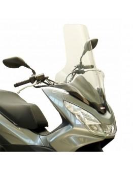 Fabbri Ζελατίνα Honda PCX 125-150 15-17 Exclusive Clear
