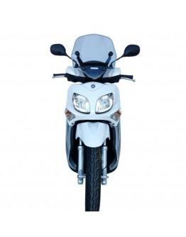 Fabbri Ζελατίνα Yamaha Xenter 125-150 12-19 Summer Light Smoke