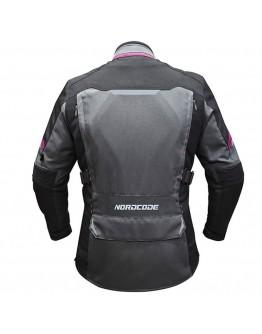Nordcode Senegal Jacket Lady Grey/Black