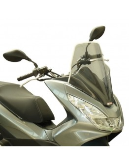 Fabbri Ζελατίνα Honda PCX 125-150 15-17 Summer Light Smoke