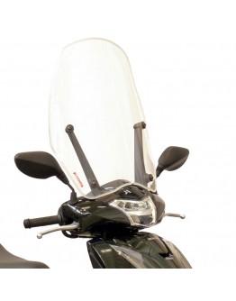 Fabbri Ζελατίνα Honda SH 125i-150i 17 Top Alto Clear