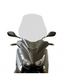 Fabbri Ζελατίνα Yamaha X-MAX 125i-250i 13-17- 400i 13-16 Exclusive Clear