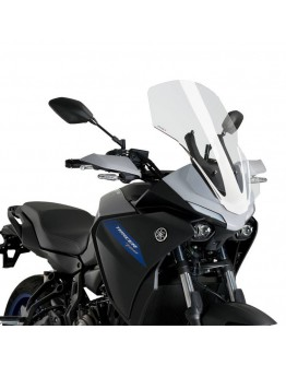 Puig Ζελατίνα Yamaha MT-07 Tracer 20-21 Touring Clear