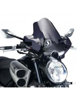 Puig Ζελατίνα Yamaha V-Max 1700 09-20 Naked Black