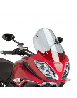 Puig Ζελατίνα Triumph Tiger 1050 07-17 Touring Clear