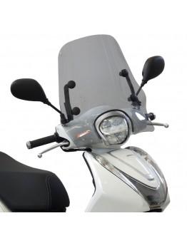 Fabbri Ζελατίνα Honda SH 125 Mode 21 Summer Light Smoke