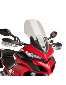 Puig Ζελατίνα Ducati Multistrada 1200 15-18 Touring Clear