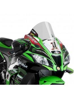 Puig Ζελατίνα Kawasaki ZX-10 R GSXR 1000 16-20 Racing Clear