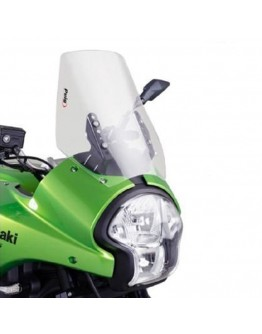 Puig Ζελατίνα Kawasaki Versys 650 07-09 Touring Clear