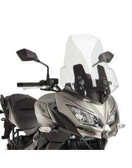 Puig Ζελατίνα Kawasaki Versys 650/1000 Touring Clear