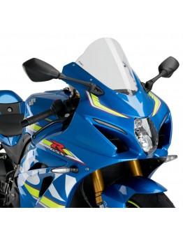 Puig Ζελατίνα Suzuki GSXR 1000 17-20 Racing Clear