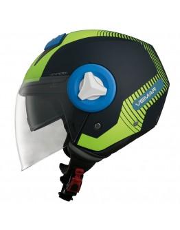 Vemar Breeze Radar Matt Fluo Green