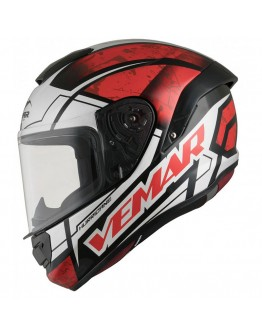 Vemar Hurricane Claw White/Red