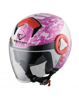 Vemar Breeze Camo Pink