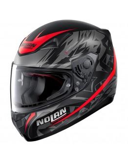 Nolan N60-5 Metropolis 74 Flat Black