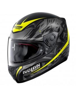 Nolan N60-5 Metropolis 75 Flat Black