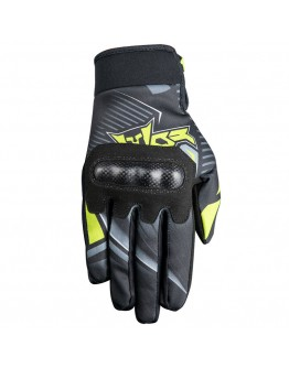 Fovos Atlas MX Γάντια Black/Fluo