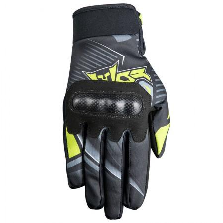 Fovos Atlas MX Γάντια Black/Fluo