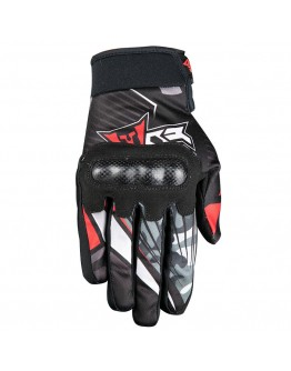 Fovos Atlas MX Γάντια Black/Red