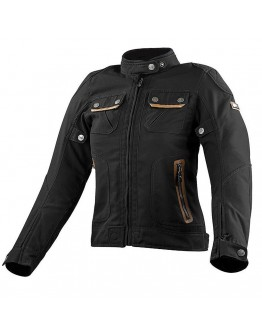 LS2 Bullet Lady Jacket Black